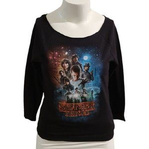 [Stranger Things] Scoop Neck Sweater - Size M